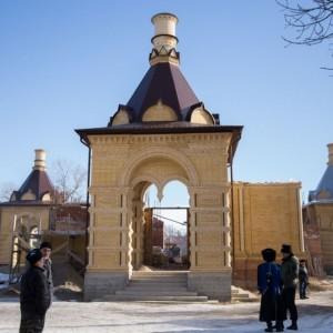 В Новопавловске восстанавливают величественный храм