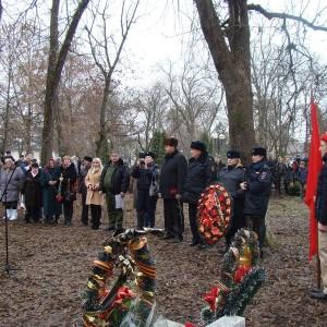Митинг в День памяти неизвестного солдата прошёл в Новопавловске (фото 2)