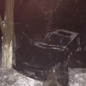 """На трассе """"Георгиевск - Новопавловск"""" в аварии пострадал 37-летний водитель"""