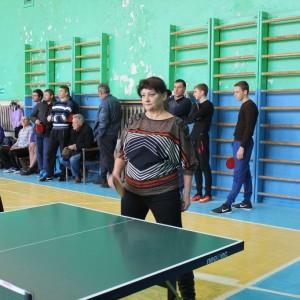 Турнир Кировского района по настольному теннису (фото 2)