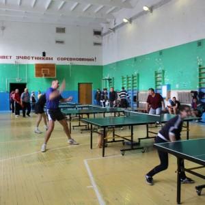 Турнир Кировского района по настольному теннису (фото 3)