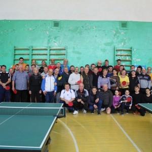 Турнир Кировского района по настольному теннису (фото 1)