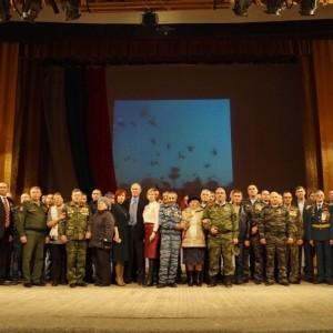 """Концерт, посвященный Дню памяти воинов-интернационалистов """"Живая память"""" (фото 4)"""