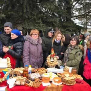 Проводы русской зимы (фото 1)