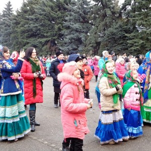 Проводы русской зимы (фото 5)