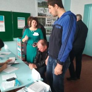 Жители Новопавловска выбрали благоустраиваемую территорию города на 2018 год