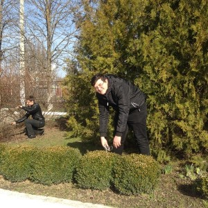 Школы городского округа приняли участие в акции, посвящённой Дню Земли (фото 5)