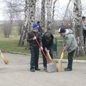 Школы городского округа приняли участие в акции, посвящённой Дню Земли (фото 4)