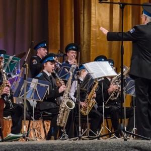 Эстрадно-духовой оркестр Новопавловска отметил своё 45-летие (фото 2)