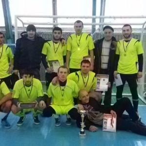 Отборочный турнир по мини-футболу (фото 4)