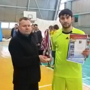 Отборочный турнир по мини-футболу (фото 1)
