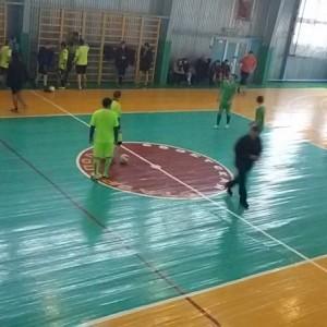 Отборочный турнир по мини-футболу