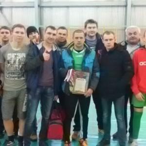 Отборочный турнир по мини-футболу (фото 3)