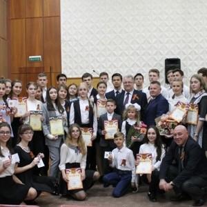 """В Новопавловске наградили """"Созвездие талантов"""" (фото 1)"""