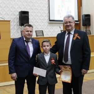 """В Новопавловске наградили """"Созвездие талантов"""" (фото 6)"""