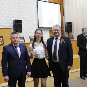 """В Новопавловске наградили """"Созвездие талантов"""" (фото 4)"""
