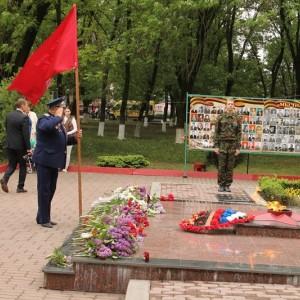 Новопавловск торжественно отметил День Победы (фото 9)