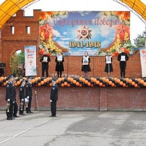 Новопавловск торжественно отметил День Победы (фото 4)