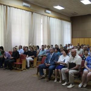 В Новопавловске наградили лучших предпринимателей 2018 года