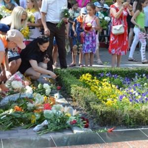 В Новопавловске почтили память жертв Великой Отечественной войны