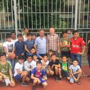 В Новопавловке состоялся открытый турнир по дворовому футболу (фото 1)
