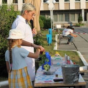 Новопавловск отметил День российской молодёжи (фото 1)