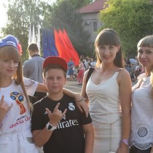 Новопавловск отметил День российской молодёжи