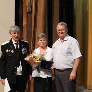 В Новопавловске прошёл концерт, посвящённый Всероссийскому дню семьи, любви и верности