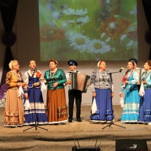 В Новопавловске прошёл концерт, посвящённый Всероссийскому дню семьи, любви и верности (фото 3)
