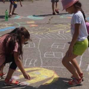 Весёлые летние каникулы в Новопавловске (фото 1)
