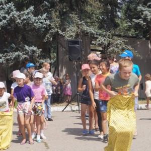Весёлые летние каникулы в Новопавловске (фото 2)