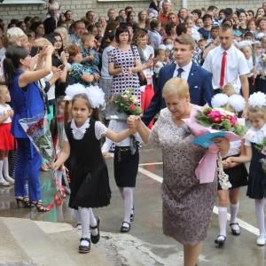 В Новопавловске отметили День знаний (фото 6)