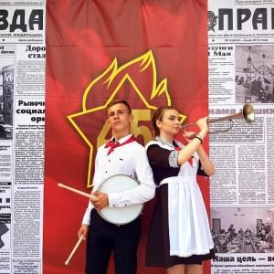 В Новопавловске отметили День знаний (фото 1)