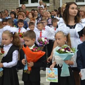 В Новопавловске отметили День знаний (фото 4)