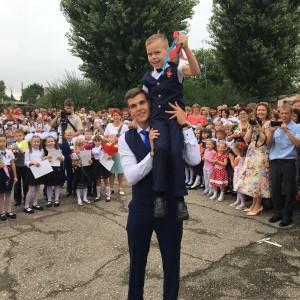 В Новопавловске отметили День знаний (фото 5)