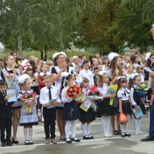 В Новопавловске отметили День знаний (фото 3)