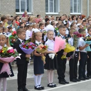 В Новопавловске отметили День знаний