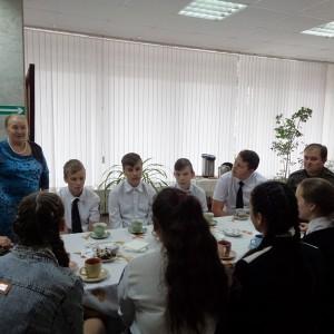 Кадеты познакомились с казачьей историей Новопавловска в городском музее (фото 2)