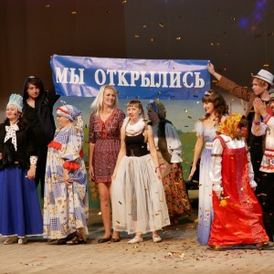 """В Новопавловске открылся кинотеатр """"Центр"""" (фото 2)"""