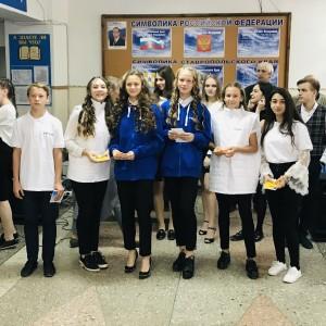 Молодая гвардия поздравляет учителей! (фото 3)