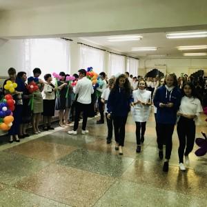 Молодая гвардия поздравляет учителей! (фото 2)