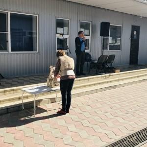 В Новопавловске прошла акция по сбору средств на строительство храма (фото 3)