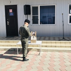 В Новопавловске прошла акция по сбору средств на строительство храма (фото 2)