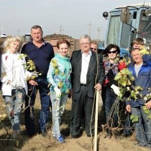 Депутаты Новопавловска отметили годовщину своего избрания в Думу округа (фото 5)