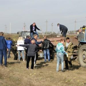 Депутаты Новопавловска отметили годовщину своего избрания в Думу округа (фото 4)