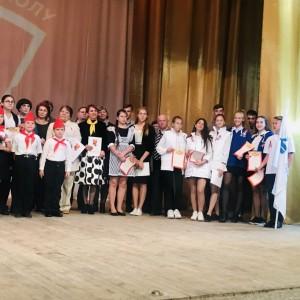 В Новопавловске отметили 100-летие Комсомола (фото 1)