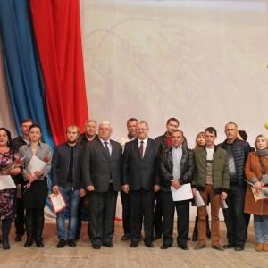 В Новопавловске отметили День работника сельского хозяйства и перерабатывающей промышленности (фото 5)