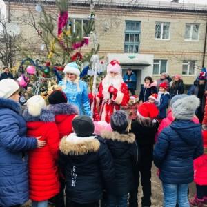 Благотворительная Ёлка-2018 (фото 6)
