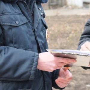 В Новопавловске ищут вандалов