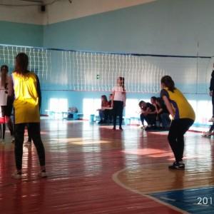 В Новопавловске состоялись соревнования по волейболу среди школьников (фото 1)